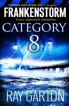 Frankenstorm: Category 8 cover